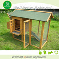 DXH021 New design fashional fir wood outdoor chicken coops australia