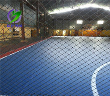 Hot sale futsal sports vinyl pvc flooring indoor use made in china