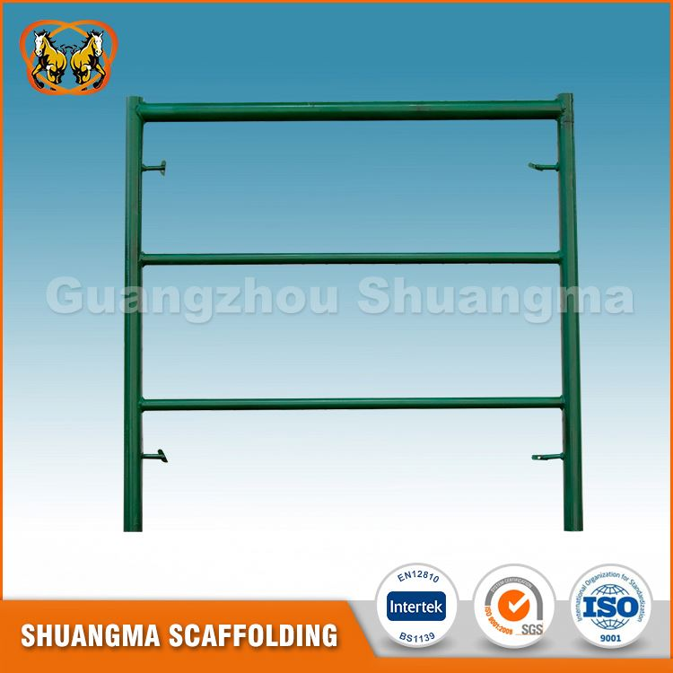 Guangzhou manufacture scaffolding types and names