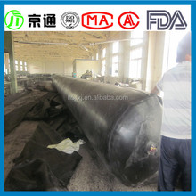 industrial rubber balloon rubber air bag for bridge pipe plug