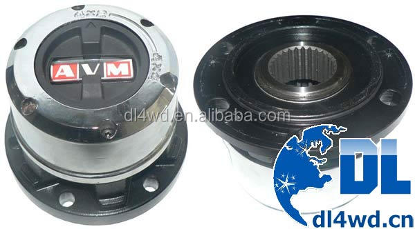 Brand NEW Locking Hubs AVM443 Free Wheel Hub For Mitsubishi Pajero Triton L200 4x4