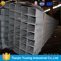tianjin factory can provide you galvanized pipe fence clamps