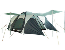 Large 5+ Person Custom Luxury Camping Family Tent