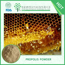China product propolis extract powder 100% Water Soluble green propolis extract powder