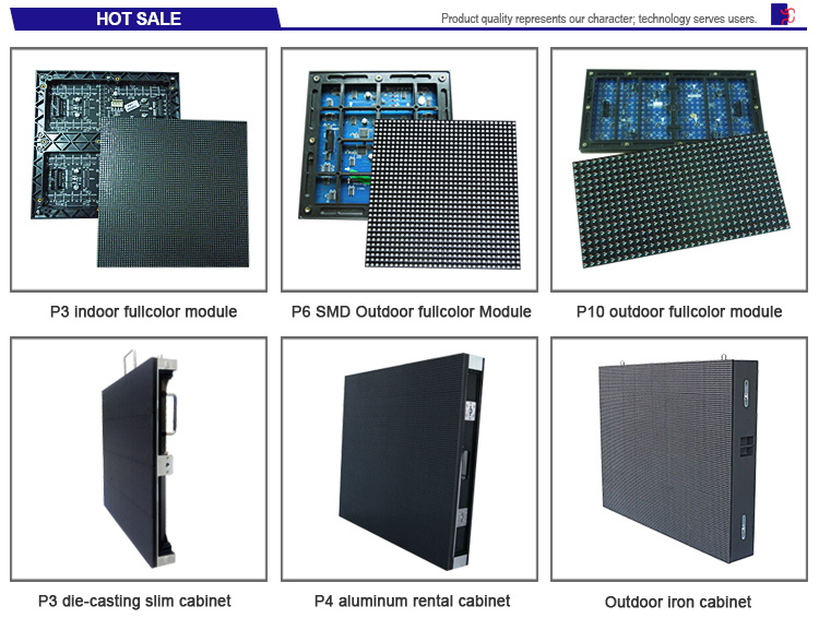 shenzhen manufacture full color SMD P10 led display outdoor led advertising screen price