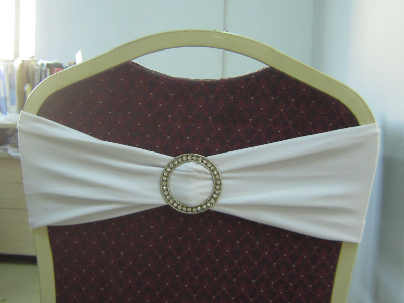 wholesale wedding chair sash buckle