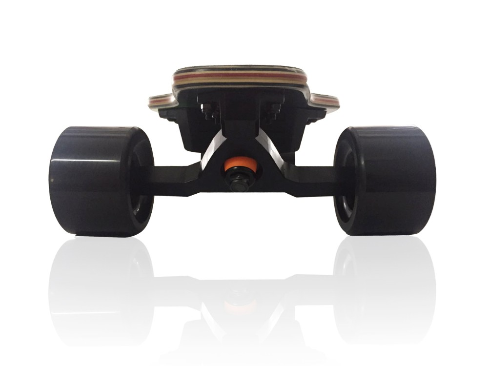 BACKFIRE 2017 High quality Professional electric skateboard kit Dual Hub Motors