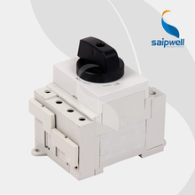 SAIP/Saipwell High Performance Hot Sale Outdoor IP66 DC Type isolator switch 3 phase Used for Photovoltaic System
