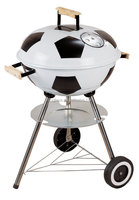 Ball shape barbeque charcooal grill