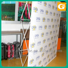 Triangle Pop Up BBanneStand B sBannerPrintingBanner BannerStand Banner StandsStandsStandDisplayStand Photography Backdrop Banner