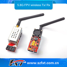 Plug and play FPV system kit, wireless A/V transmitter receiver FPV 5.8G 2000MW , 8 Channal 5705-5945Mhz