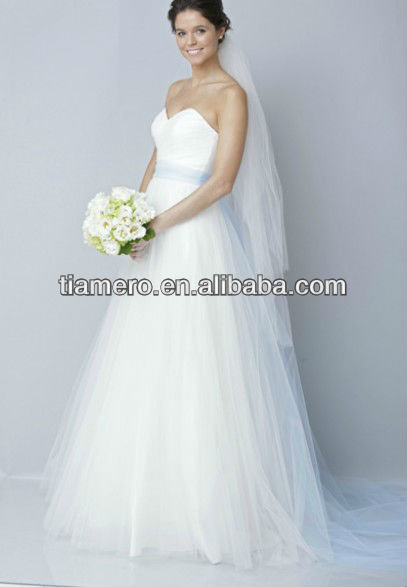 Plus Size Wedding Gowns and Bridal Dress 2013 for Pregnant Women