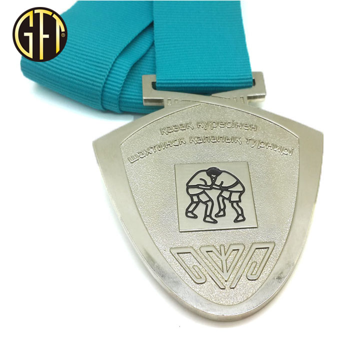 Make Your Different Design Custom Metal Medal And Trophy