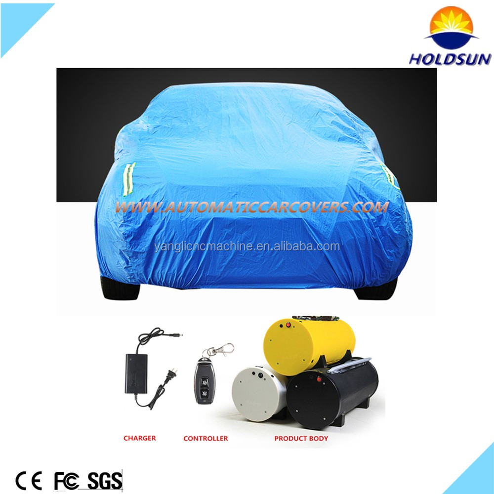 automatic control car covers for uv protection