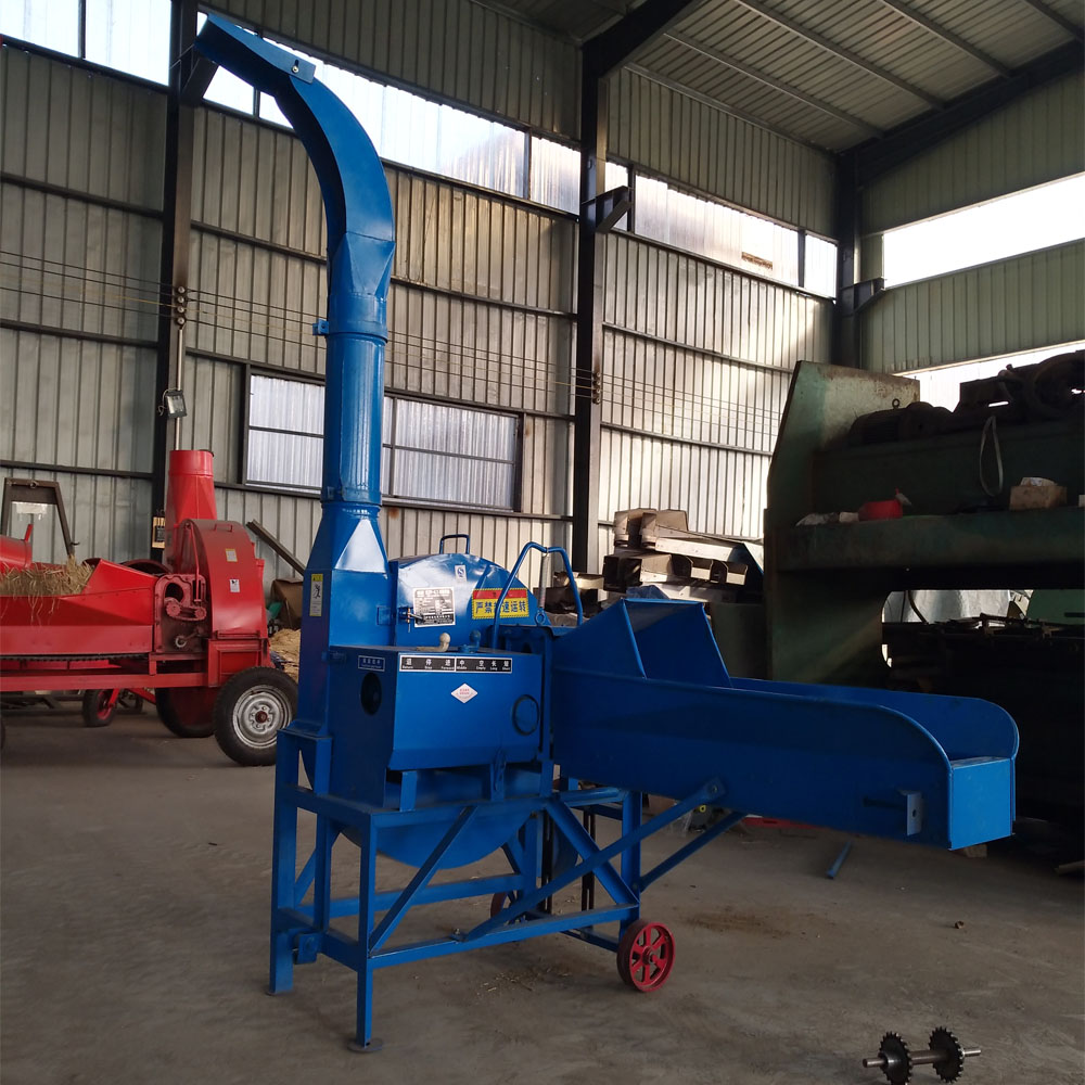 Professional chaff cutter for hay