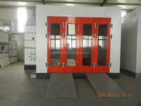 New products for sale china supplier mini Paint Booth/auto Spraying oven/prep bay