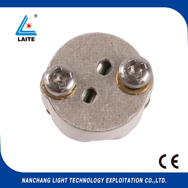 LAMP HOLDER /SOCKETS MS10 BASE G6.35 GX5.3 WTIH CE CERTIFICATE