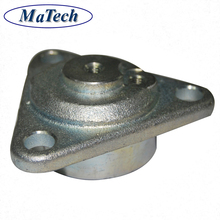 Carbon Steel Mounting Bracket Investment Lost Wax Casting