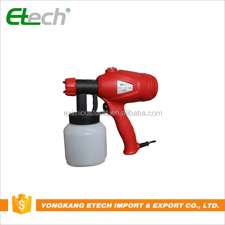 Professional manufacture cheap Paint spray gun for electric