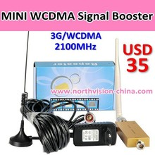 hot sale signal booster 2100mhz wcdma 3g signal repeater