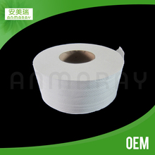 China paper tissue jumbo roll toilet paper