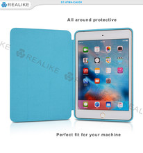 "Newest for ipad mini4 super slim smart flip case cover, 7.9"" case for ipad mini"