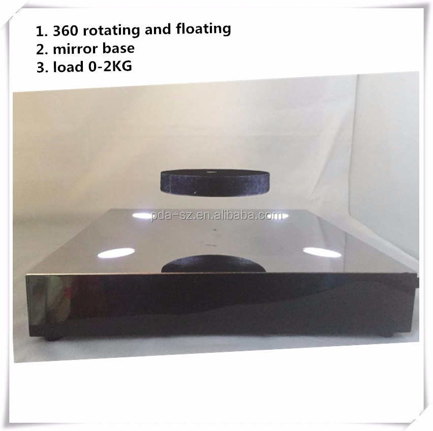 new magnetic levitating device display stands heavy 0-2kg