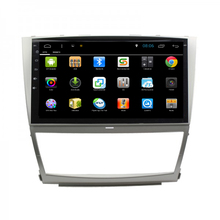 Bosstar big screen android 6.0 Car dvd stereo multimedia player for Toyota Camry 2006-2011