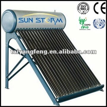 thermal solar energy hot water supplier