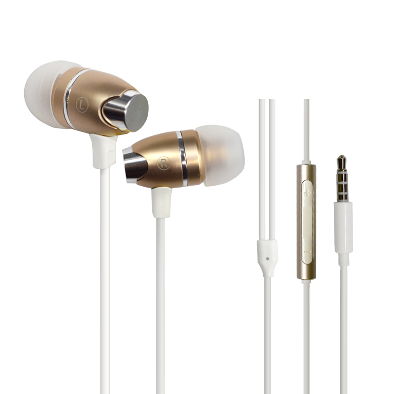 Full quality check Wholesale free sample earbuds with carrying pouch