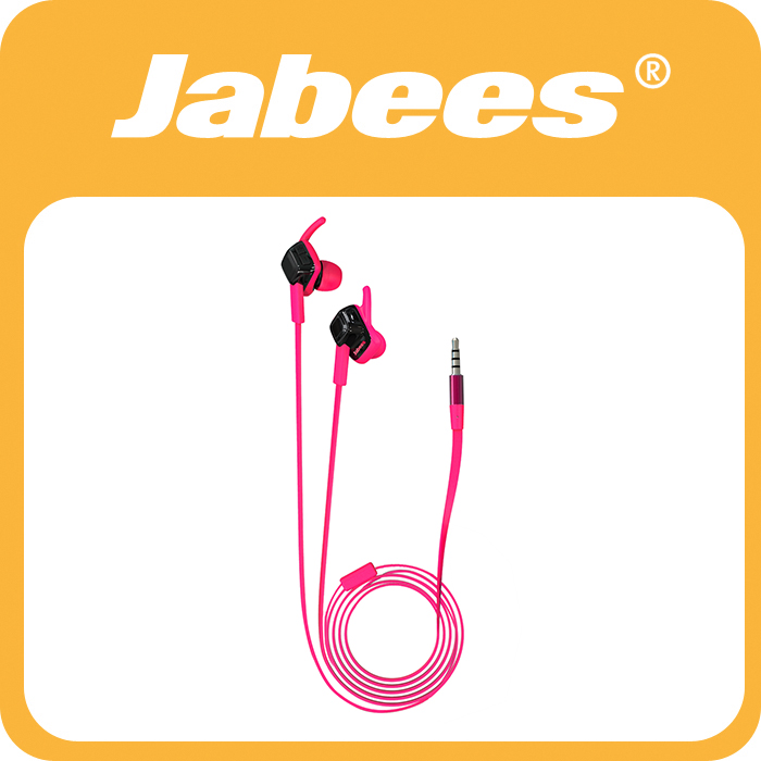 Jabees hot sale stylish consumer electronics in-ear brand name headphone for driver