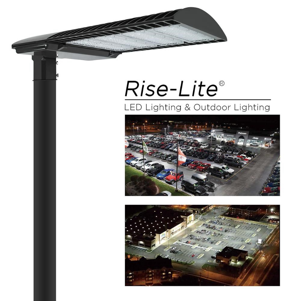 High Power led parking lot lighting Led Shoe box Light , cobra head street light fixtures