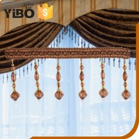 Beauty curtain tassel fringes and trims