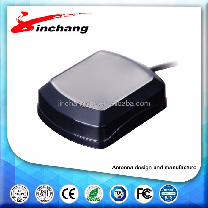 (Manufactory) Free sample high quality low price 28db car gps Antenna