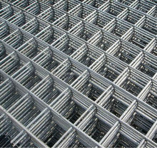 road 6x6 Welded Concrete Reinforcement Steel Mesh