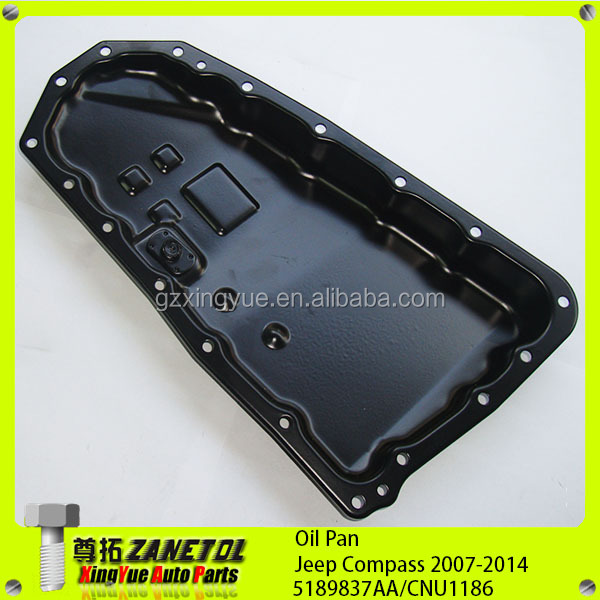 5189837aa transimission oil pan for 2007 2014 dodge. Black Bedroom Furniture Sets. Home Design Ideas