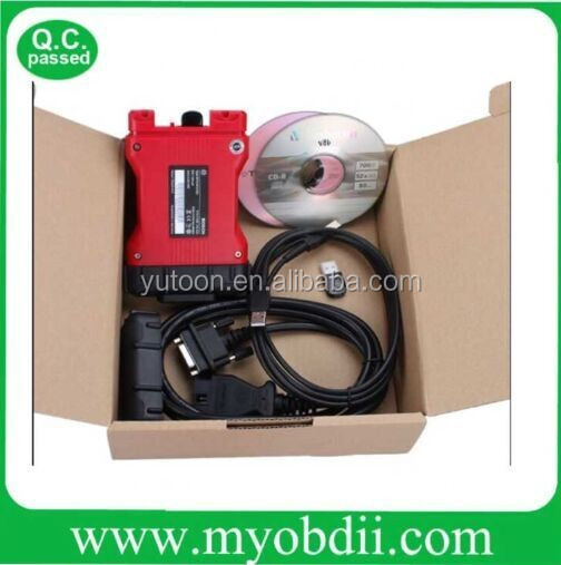 2015 New Release Ford VCM II IDS V86 OEM Level Diagnostic Tool support ford vehicles OBD2 Scanner for FORD IDS VCM 2 from yt