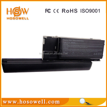 Hot sell 11.1V 6600mAh large capacity 9cells laptop battery Baterias Notebook for dell latitude D620 D630 D631 KD494 JD605
