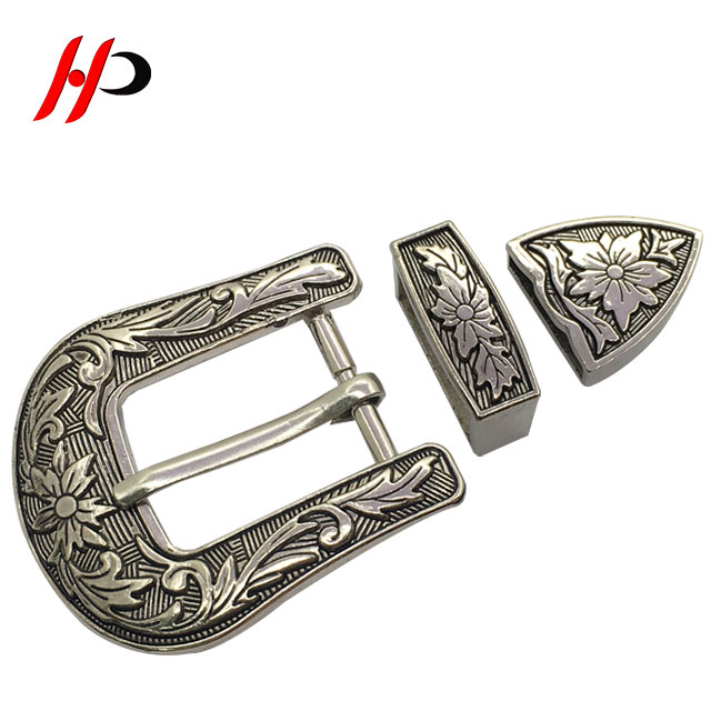 Hardware Silver Mexico Luxury Brass Blank Small Italian Belt Buckle Screws For Belt Buckle