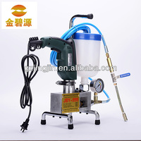 Automatic eclectical water stopping grouting machine
