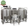 Electric/Boiler Steam/Direct Fire Heating Beer Brewing Equipment 50l 3000l Beer Making Equipment