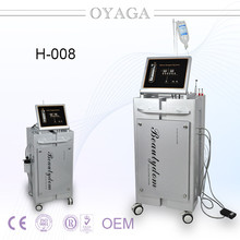 H-008 Multifunction oxygen machine aesthetic facial/ oxygen infusion/jet/spray/mask + BIO