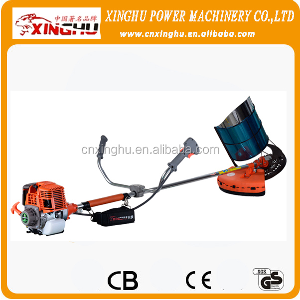 31cc shouder type 4 Stroke 139 Wheat / Rice / Paddy Gasoline Harvester machine