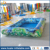 2015 high quality rectangular inflatable pool toys for adults