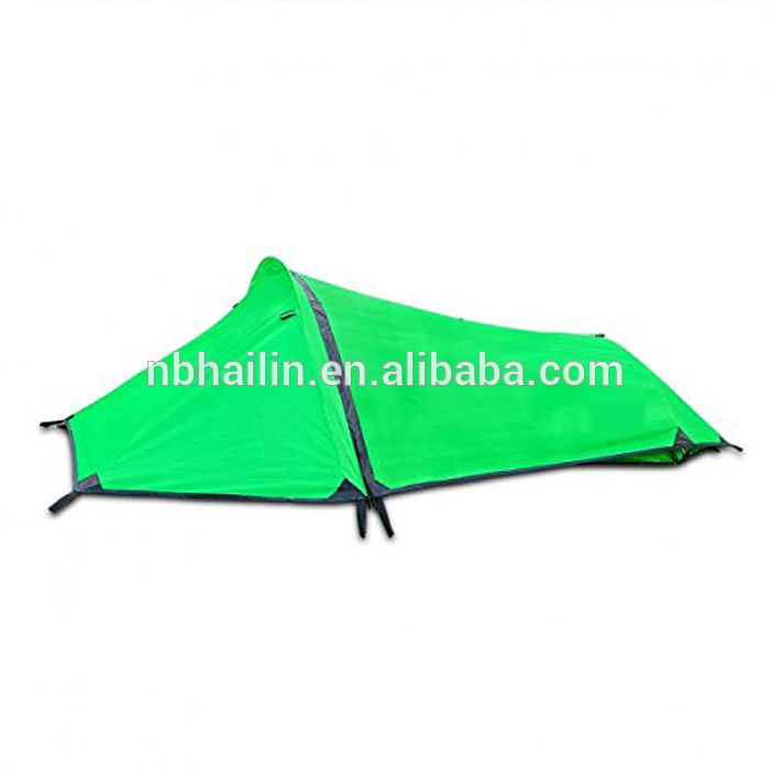Waterproof 1-2 person backpacking hiking tent