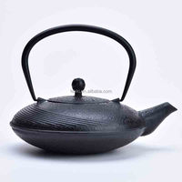 eco-friendly cast iron teapot, coffee set