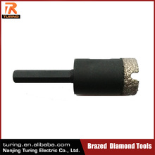 High Quality Cutting Diameter Diamond Tipped Glass Hole Saw Drill Bit