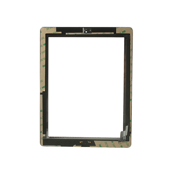 Shenzhen factory Front Glass touch For iPad 2 2nd A1395 A1396 A1397 Digitizer