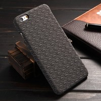 Icase 2016 New Design Phone Case for Iphone6/6s, Washed Cloth moblile case for Iphone6/6s with a soft feeling