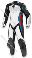 COWHIDE PROFESSIONAL RACING LEATHER MOTORBIKE SUIT WITH CE ARMORS/JACKETS/PANTS